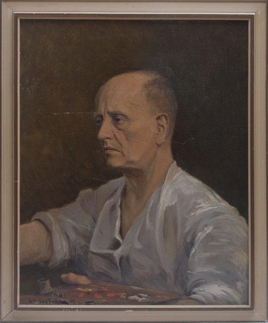 Zelfportret (1945)